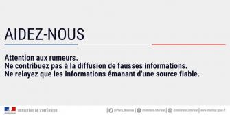 Attention aux fausses rumeurs