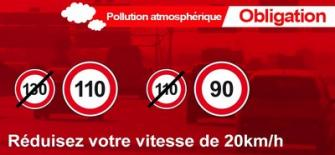 Episode de pollution atmosphérique