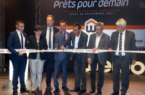 Inauguration de la plateforme Weldom à Breuil le Sec / 2017 ...