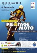 Une formation à destination des motards