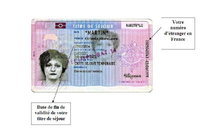 carte de séjour salarié Demandes de titre de séjour (SAUF RÉGULARISATION)   pôle de
